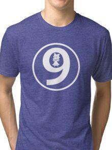 Circle 9 Tri-blend T-Shirt