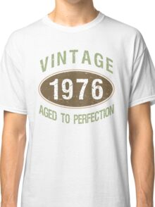 Vintage 1976 Birthday Classic T-Shirt