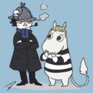 Moominlock by reapersun