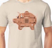 Piggy Bank Unisex T-Shirt