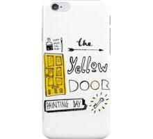 The Yellow Door iPhone Case/Skin
