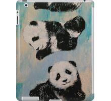 Panda Karate iPad Case/Skin