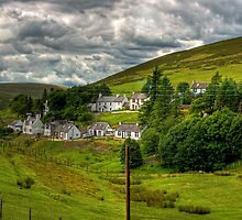 Wanlockhead by Tom Gomez