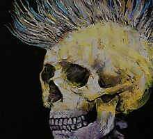 Mohawk by Michael Creese