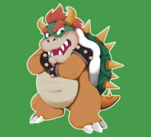 Bowser King Koopa by oponce