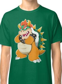 Bowser King Koopa Classic T-Shirt