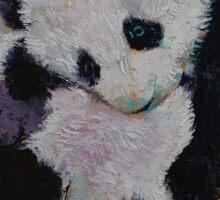 Baby Panda Rumble Sticker