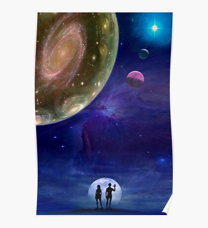 Universes Poster