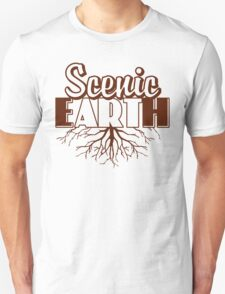 Scenic Earth T-Shirt