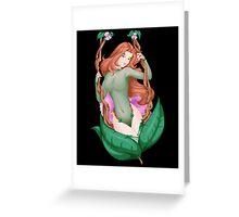 Ivy Greeting Card