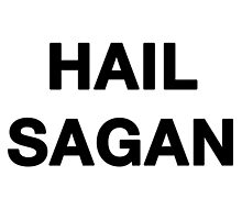 Hail Sagan by theallegra