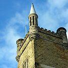 Memorial Hall Tower by Fara