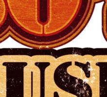 30's Music Vintage T-Shirt Sticker