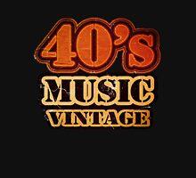 40's Music Vintage T-Shirt Unisex T-Shirt