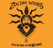 Zoltar Speaks! by Blair Campbell