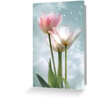 Awakening Greeting Card