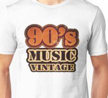 90's Music Vintage T-Shirt Unisex T-Shirt