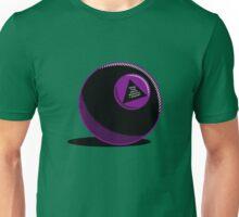Magic 8 Ball Let Down Unisex T-Shirt