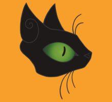 Kitty Kitty Black by Ninjangulo