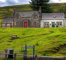 Burnside Cottages by Tom Gomez