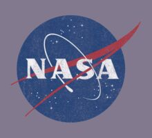 Vintage NASA by Deadscan