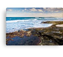 Kings Beach - Caloundra Canvas Print