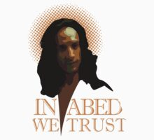 In Abed We Trust Kids Tee