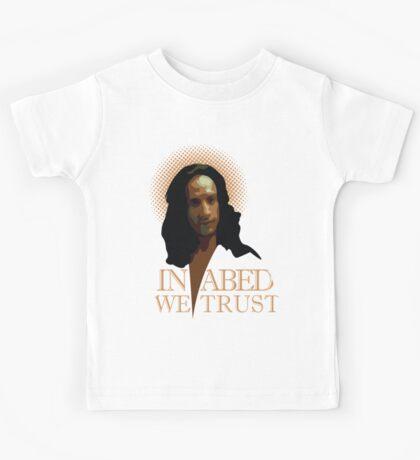In Abed We Trust Kids Tee