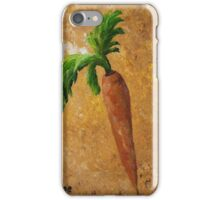 Rabbit Snack iPhone Case/Skin