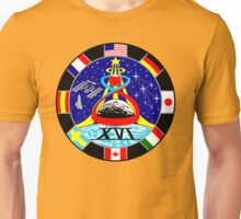 International Space Station 3 Unisex T-Shirt