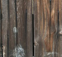 Wood Fence by Delights