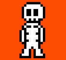 8-Bit Mr. Skeltal Unisex T-Shirt
