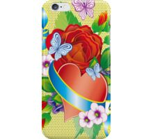 Rose Tattoo iPhone Case/Skin