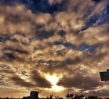 Aloha Sky by Angelika Sielken