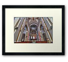 Puerto Rico Church Framed Print
