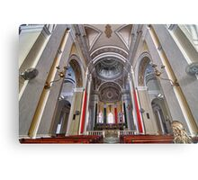 Puerto Rico Church Metal Print