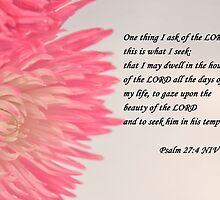 Psalm 27 by Deborah McLain