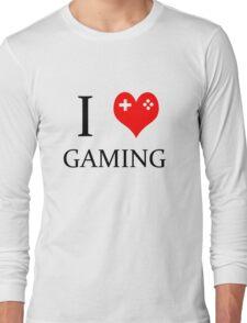I Heart Gaming Long Sleeve T-Shirt