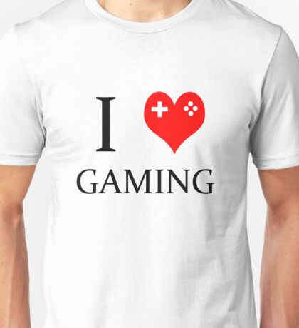 I Heart Gaming T-Shirt