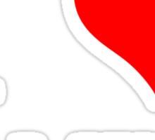 I Heart Gaming Sticker