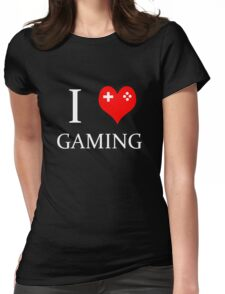 I Heart Gaming Womens Fitted T-Shirt