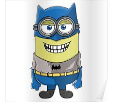 Batnion Smile - Batman Poster