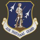 Air National Guard by Deadscan
