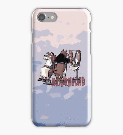 Bearhound Barbershop iPhone Case/Skin