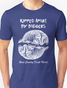 Ripped Apart By Badgers T-Shirt