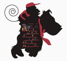Donkey Kong One Piece - Long Sleeve