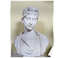 bust of woman Poster