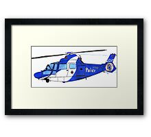Air Support! Framed Print