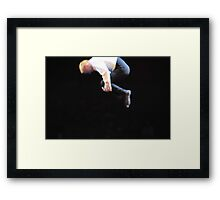 Circus by lawrence Framed Print
