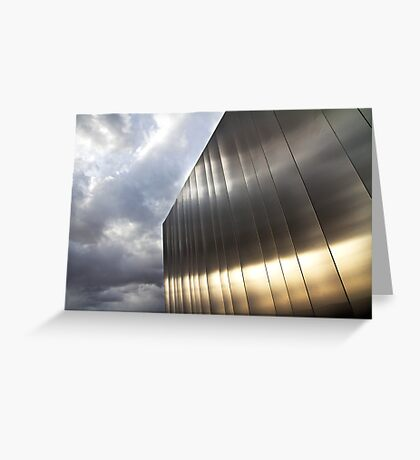 Storm Streaks Greeting Card